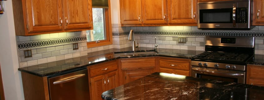 Makeover with Quartz Countertops