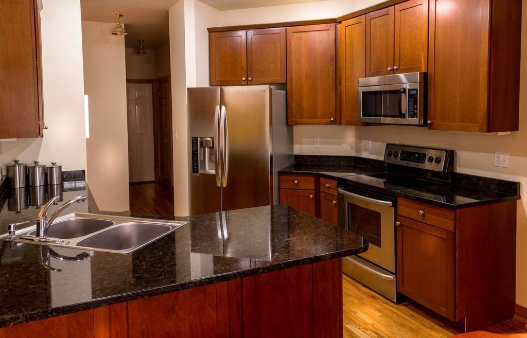 Preserving granite countertops